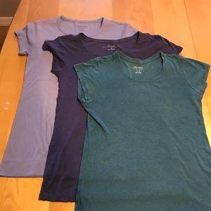 Bundle of 3 Daisy Fuentes and Vera Wang T- shirts